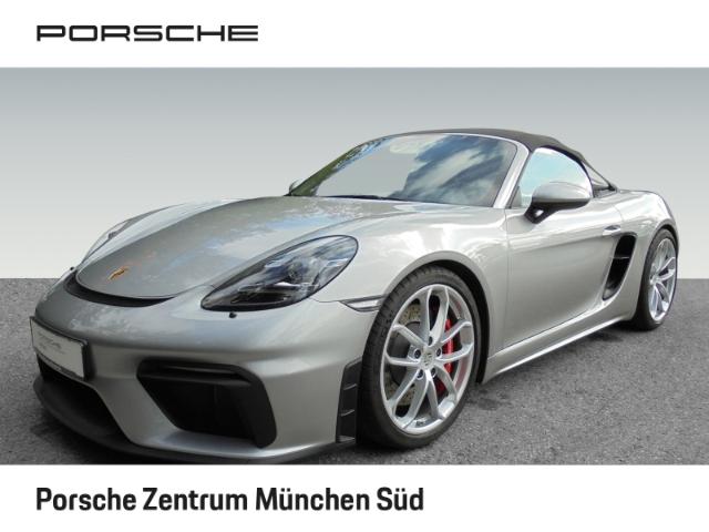 Porsche 718 Spyder Boxster 4.0 Erstbesitz nur 9.000km, Jahr 2020, Benzin