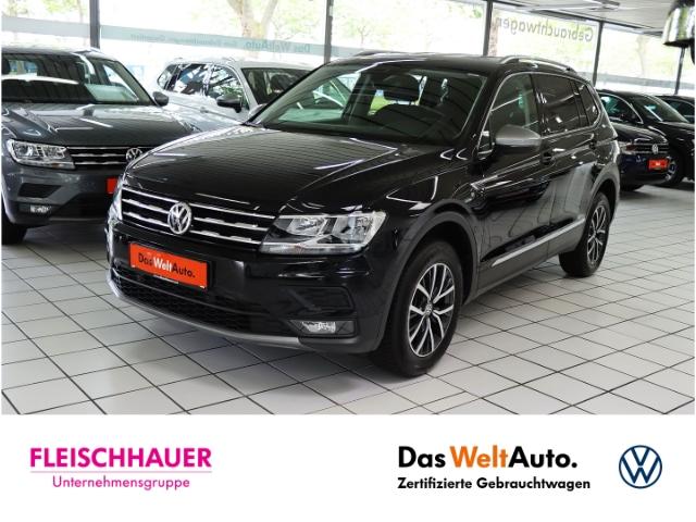 Volkswagen Tiguan Allspace Comfortline 1.5 TSI ACT NAVI KLIMA SHZ PDC AHK, Jahr 2020, Benzin