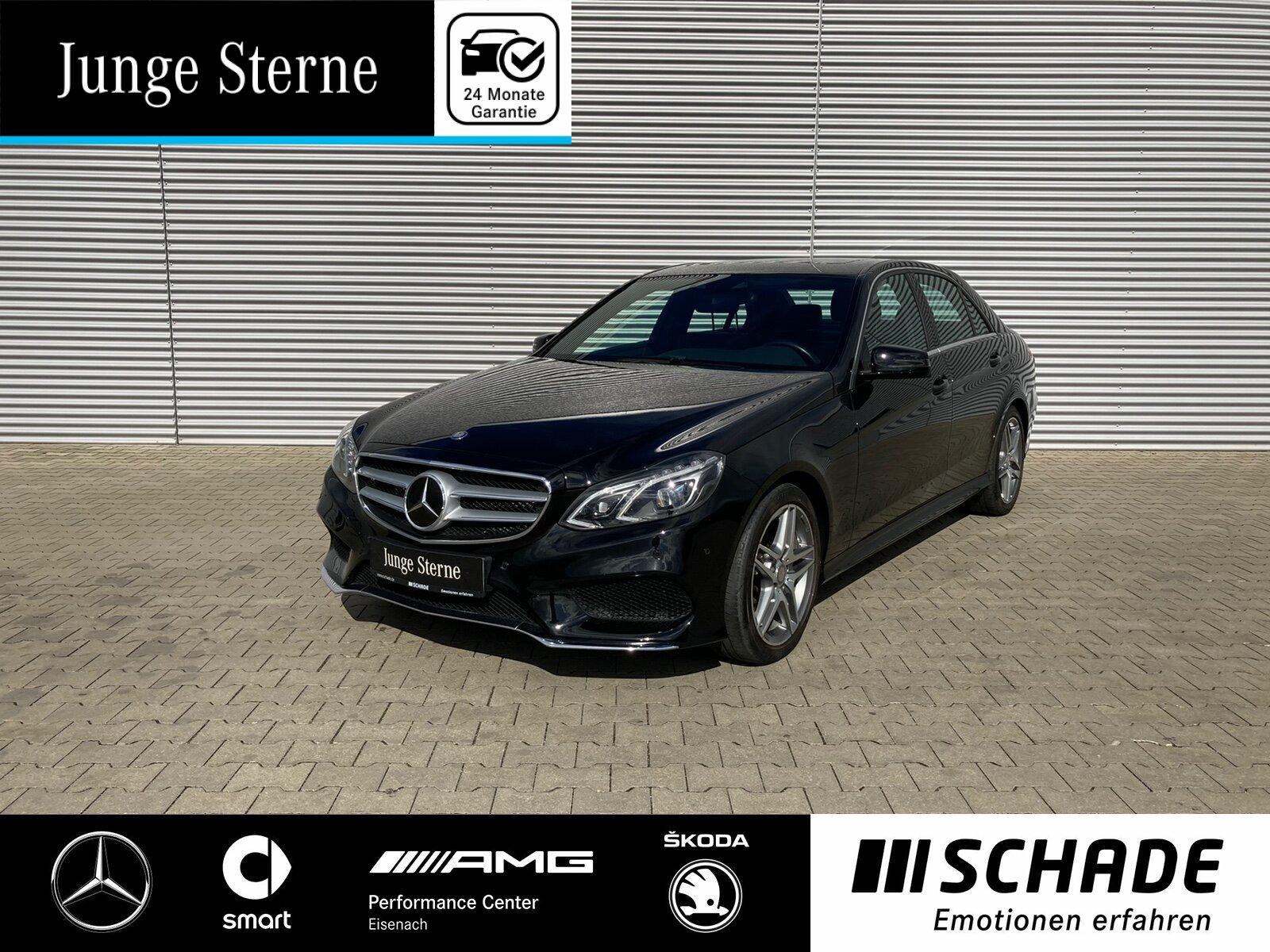 Mercedes-Benz E 400 4M AMG Line *Airmatic*Standheizung*Kamera*, Jahr 2015, Benzin