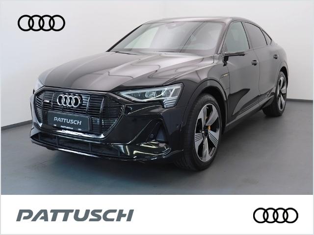 Audi e-tron Sportback 55 quattro S-Line HUD Navi Lede, Jahr 2021, Elektro