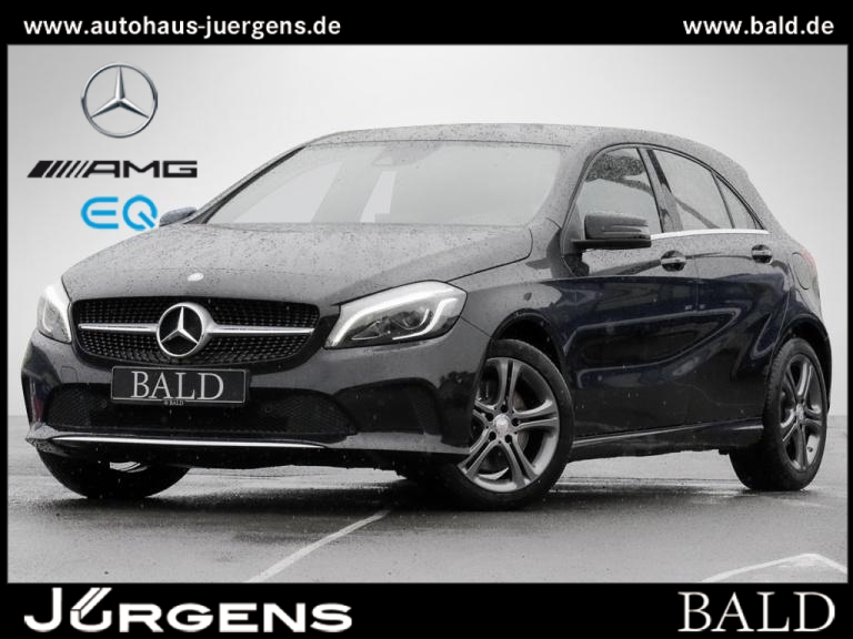 Mercedes-Benz A 250 Urban/Navi/LED/Park-Pilot/L&S/SHZ/17', Jahr 2016, Benzin