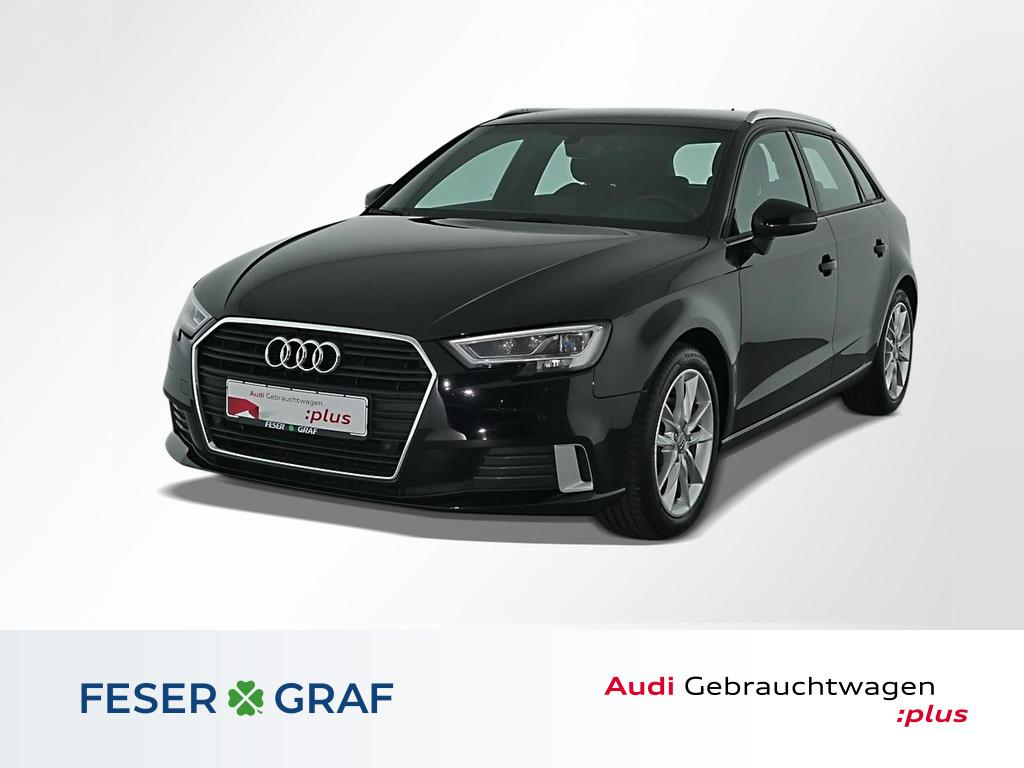 Audi A3 Sportback Sport 1.5 TFSI Navi,LED,Sportsitze, Jahr 2017, Benzin