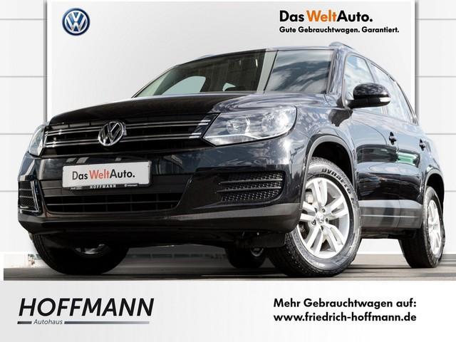 Volkswagen Tiguan Trend & Fun, Jahr 2013, Diesel