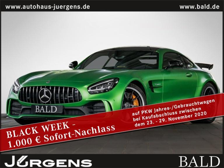 Mercedes-Benz AMG GT R Comand/Wide/Keramik/Burmester/Cam/Magno, Jahr 2019, Benzin