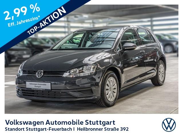 Volkswagen Golf VII Trendline 1.6 TDI 85kW, Jahr 2019, Diesel