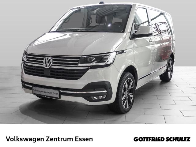 Volkswagen Multivan 6.1 Generation Six TDI 150 PS DSG Navi 18Zoll ACC Seíde&Lane-Assist Dig.Cocpit, Jahr 2020, Diesel