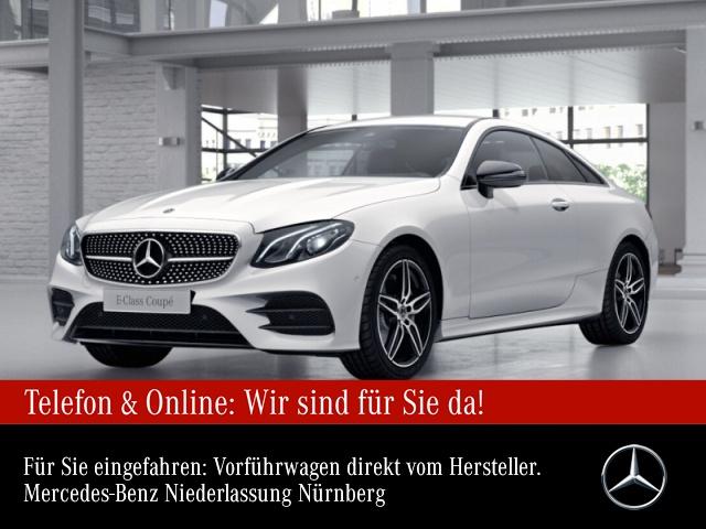 Mercedes-Benz E 200 Cp. 4M AMG WideScreen LED Night Kamera PTS, Jahr 2020, Benzin