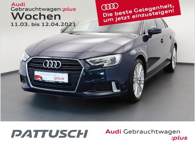 Audi A3 Limousine 1.4 TFSI sport S-Line Navi Standhei, Jahr 2016, Benzin