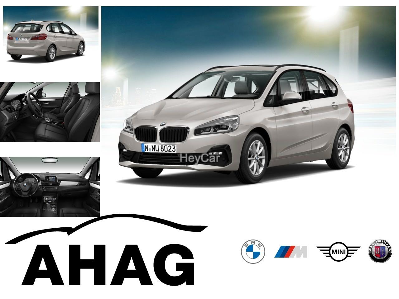 BMW 216 Active Tourer Advantage Panorama Klimaaut., Jahr 2020, Benzin