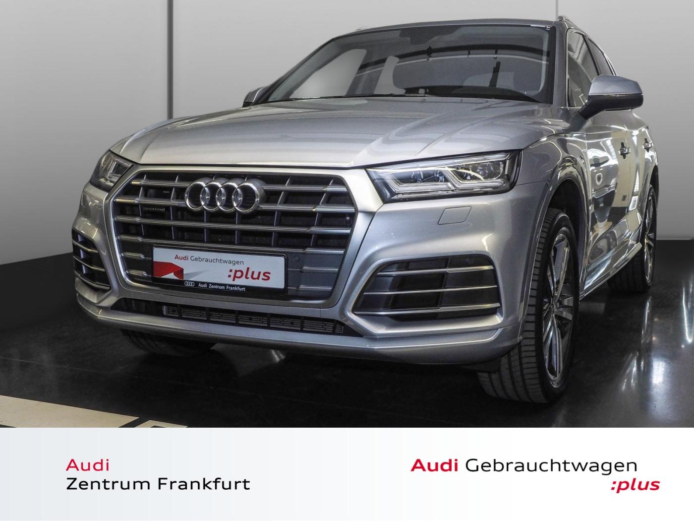 Audi Q5 2.0 TDI quattro S tronic S line Navi DAB Pano, Jahr 2017, Diesel