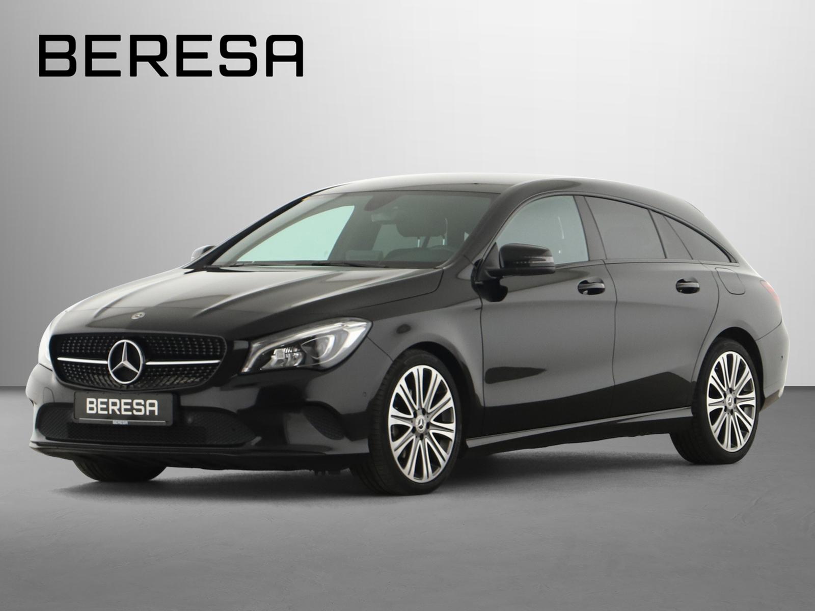 Mercedes-Benz CLA 220 d Shooting Brake Harman Urban Night LED, Jahr 2018, Diesel