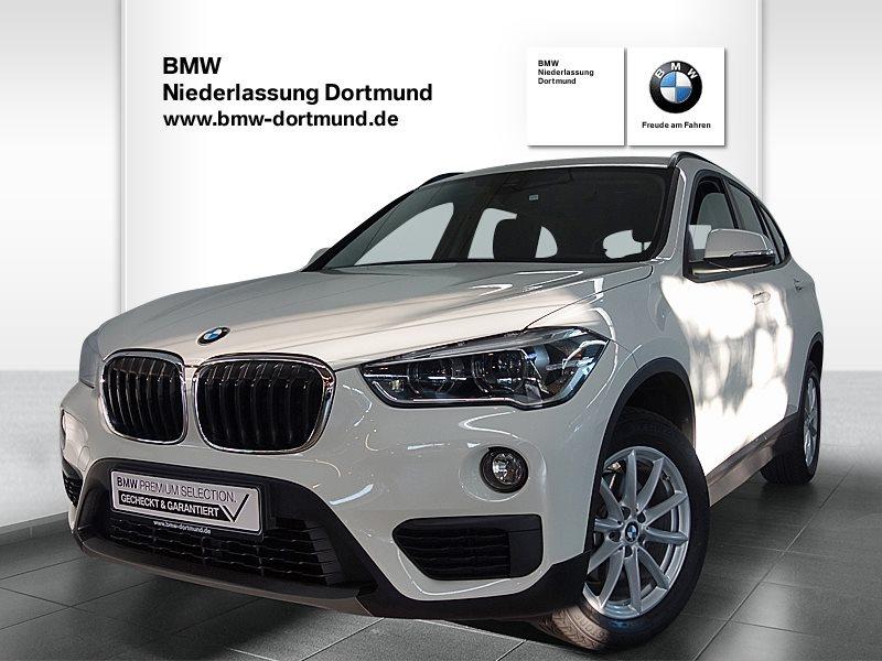 BMW X1 sDrive18d, Jahr 2017, Diesel