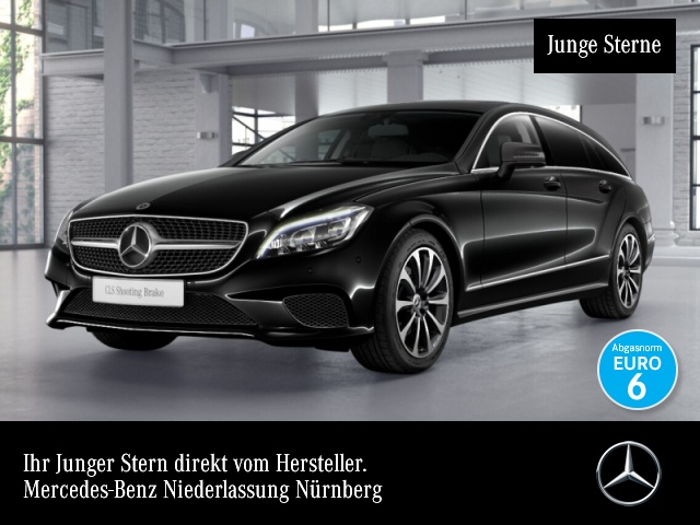 Mercedes-Benz CLS 220 d SB Sportpak Multibeam COMAND SHD Kamera, Jahr 2017, Diesel