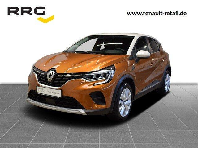 Renault CAPTUR 2 1.3 TCE 130 EXPERIENCE AUTOMATIK SUV, Jahr 2020, Benzin
