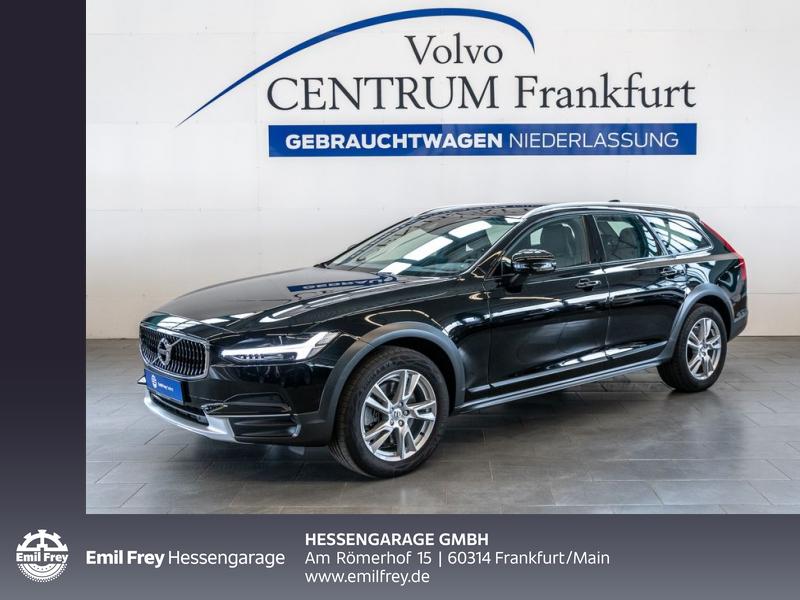 Volvo V90 Cross Country D4 AWD ACC Navi On-Call Leder, Jahr 2018, Diesel