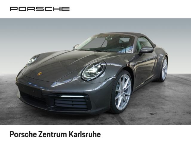 Porsche 992 911 Carrera Cabrio BOSE SportabGasanlage, Jahr 2020, Benzin
