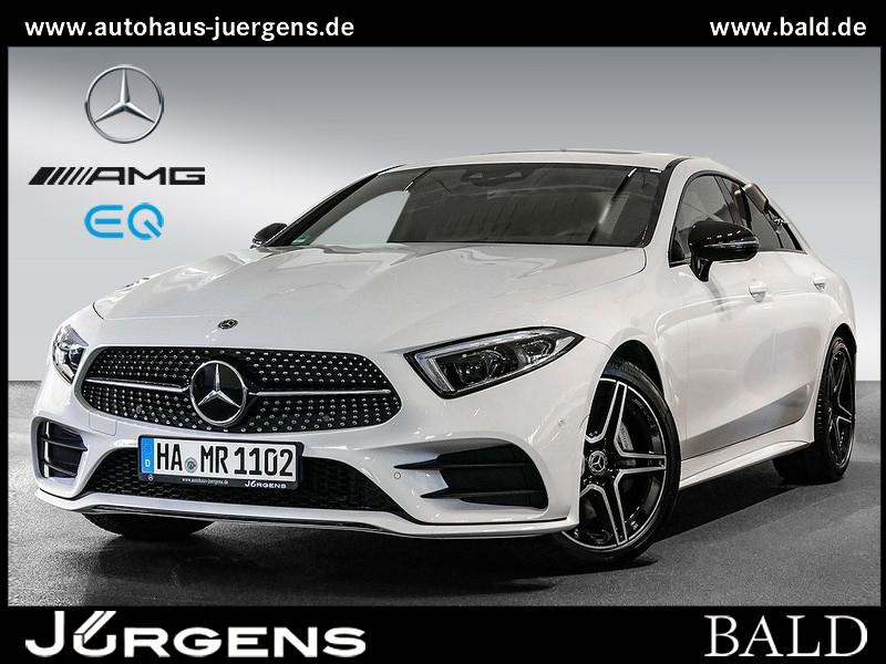 Mercedes-Benz CLS 300 d AMG/19/Navi/SHZ/Burm/Fahrassist/, Jahr 2019, Diesel
