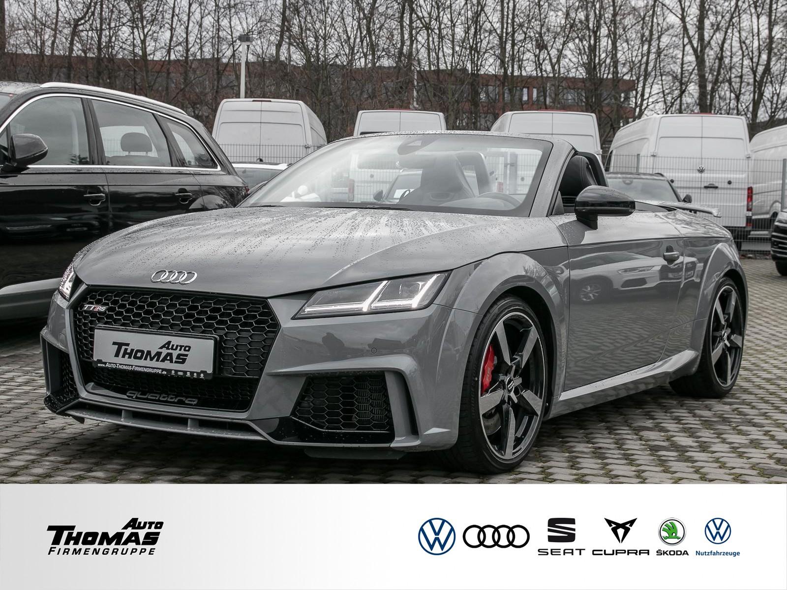 Audi TT RS Roadster 2.5 TFSI quattro S tronic NAVI, Jahr 2018, petrol