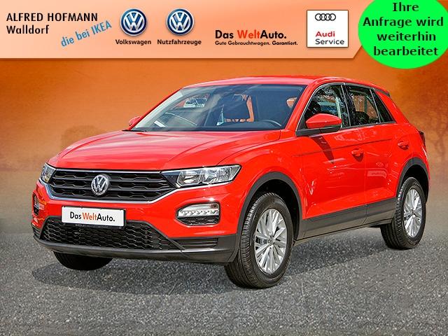 Volkswagen T-Roc 1.6 TDI Basis KLIMA ACC FRONT ASSIST LM, Jahr 2018, Diesel