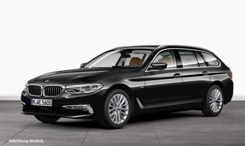 BMW 520d Touring HiFi LED Standhzg. Bitzbel. Alarm, Jahr 2017, Diesel