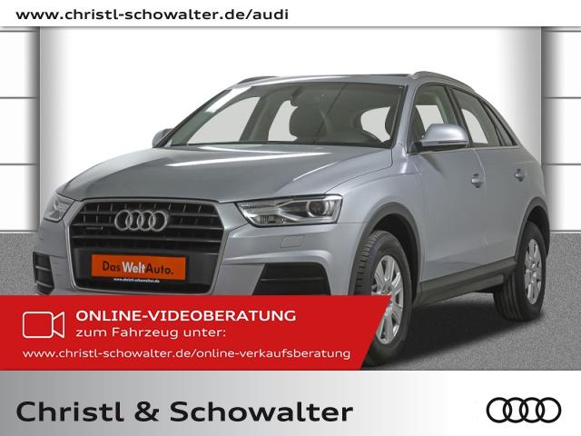 Audi Q3 2.0 TDI quattro Leder Klima PDC Xenon Vollleder, Jahr 2017, Diesel
