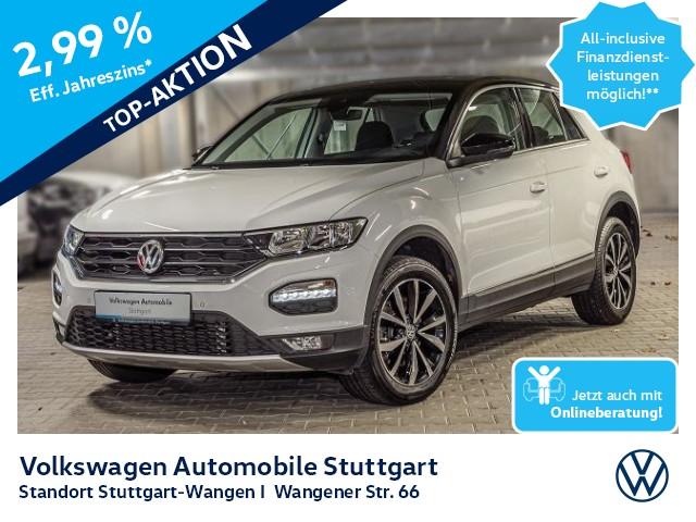 Volkswagen T-ROC Style 2.0 TDI DSG Navi ACC SHZ PDC, Jahr 2018, Diesel