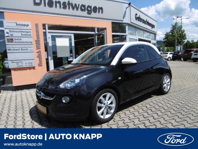 Opel Adam Jam 1.4 Klima SHZ Temp PDC LED-Tagfahrlicht Multif.Lenkrad CD AUX, Jahr 2015, Benzin