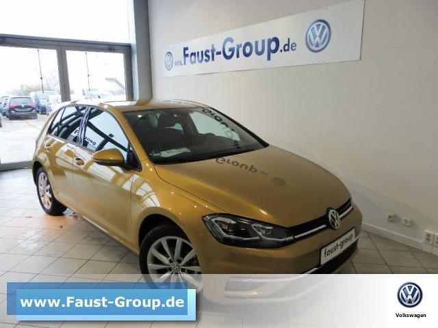 Volkswagen Golf VII Highline UPE 33500 EUR Gar-03/22 NAVI LED, Jahr 2017, Benzin