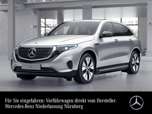 Mercedes-Benz EQC 400 4MATIC 360° Multibeam Burmester Distr., Jahr 2019, Elektro