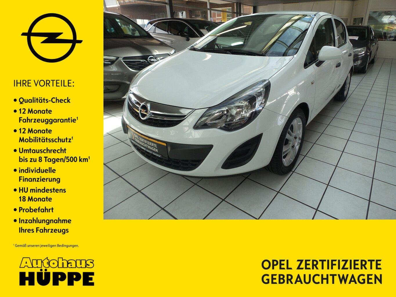 Opel Corsa D Selection, Klima, MP3-Radio, Jahr 2014, Benzin