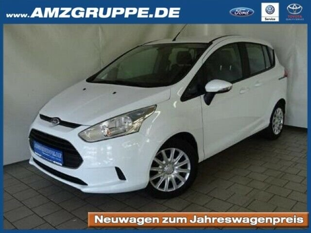 Ford B-Max 1.0 EB SyncEdition Winterpaket+Bluetooth, Jahr 2014, Benzin