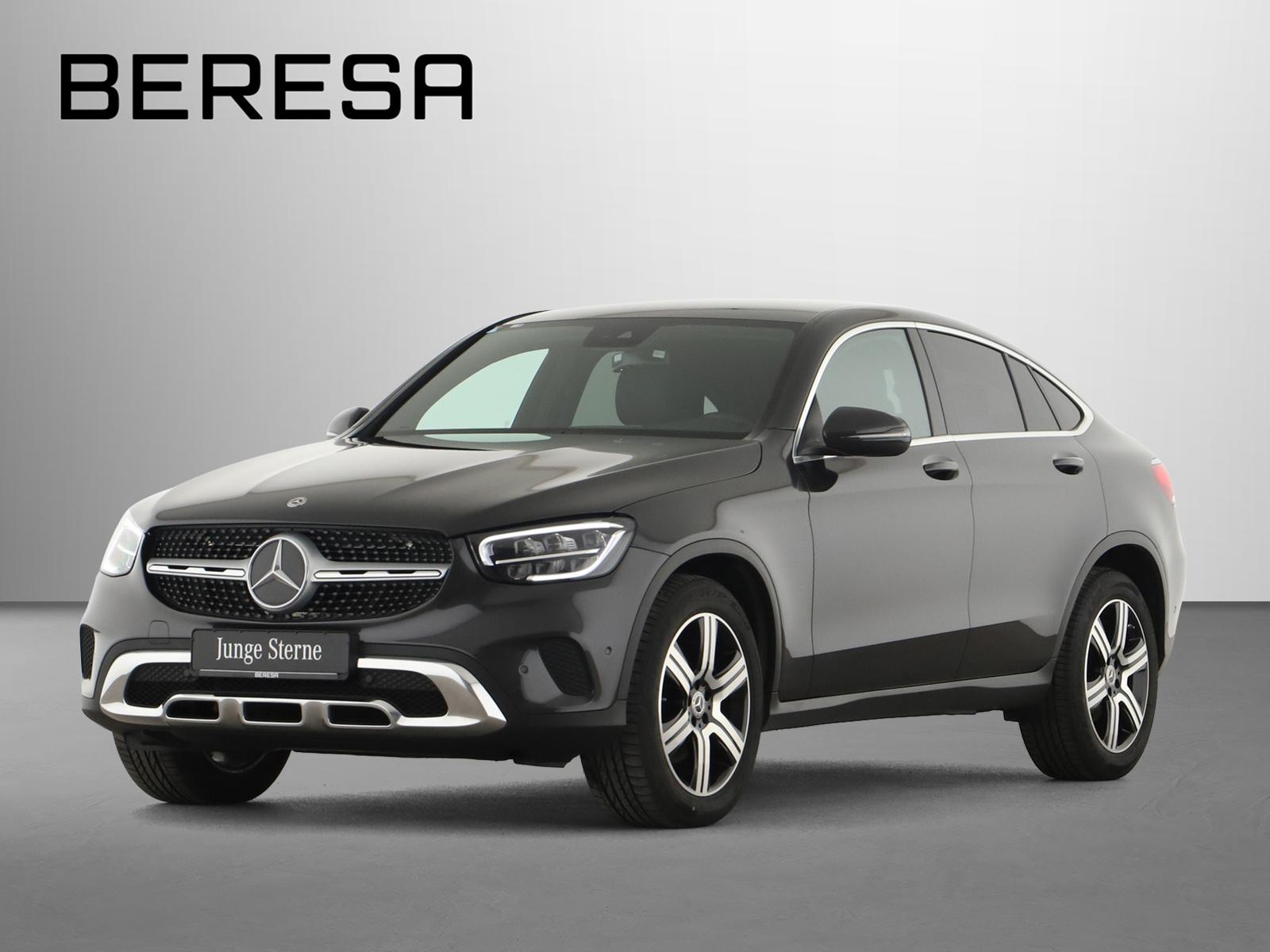 Mercedes-Benz GLC 220 d 4M Coupé Spur-P. LED AHK Standhz, Jahr 2019, Diesel