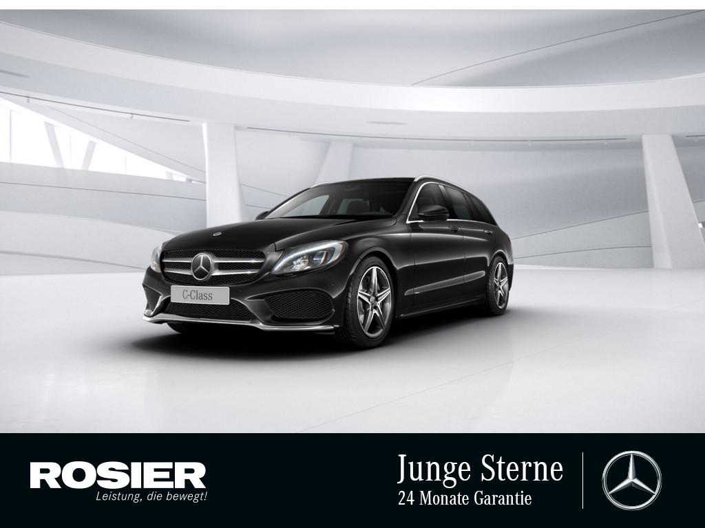 Mercedes-Benz C 300 T AMG Sport, Jahr 2018, Benzin