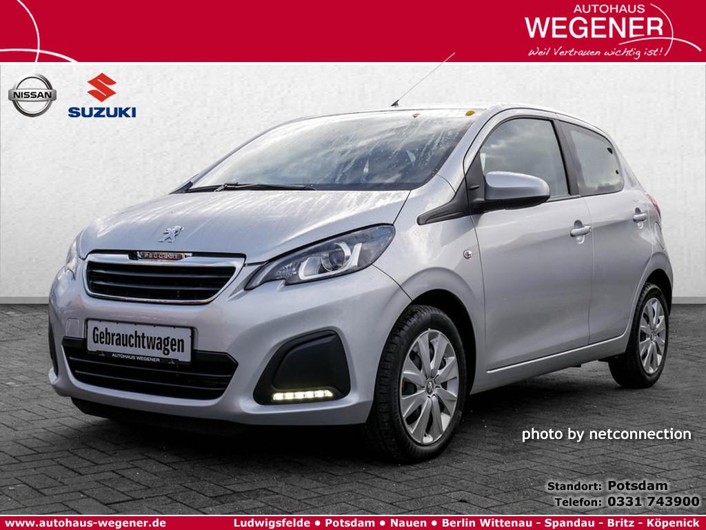 Peugeot 108 Active 82 VTi, Jahr 2015, Benzin