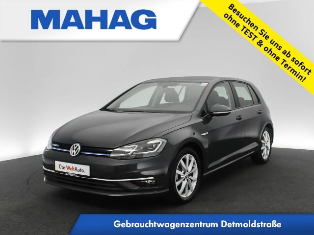 Volkswagen Golf VII HIGHLINE 1.5 TSI ACT LED ParkPilot Bluetooth 17Zoll 6-Gang, Jahr 2019, Benzin