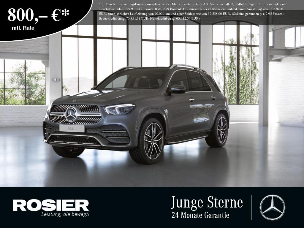 Mercedes-Benz GLE 400 d 4M, Jahr 2020, Diesel