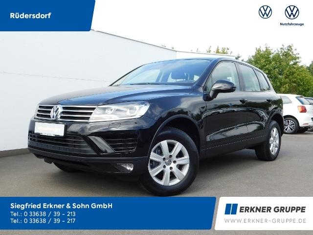 Volkswagen Touareg 3.0TDI DSG NAVI+XENON+KAM+AHK+LUFT+TEMPO, Jahr 2018, Diesel