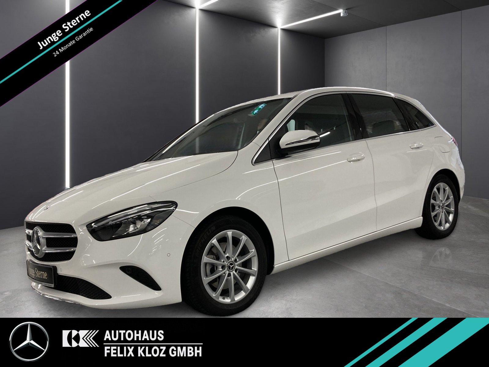 Mercedes-Benz B 200 Progressive*Navi*LED*AHK*Spurhalte*Sitzhei, Jahr 2019, Benzin
