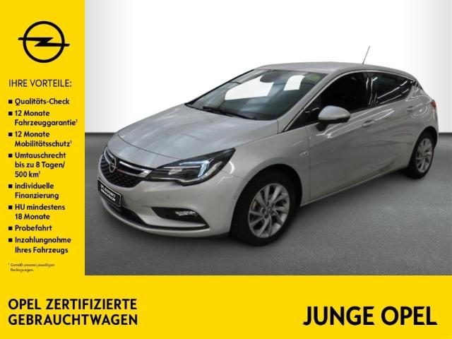 Opel Astra K 1.4 5T Dynamic AUTOM+AGR+SITZHZG+PDC+USB, Jahr 2019, Benzin