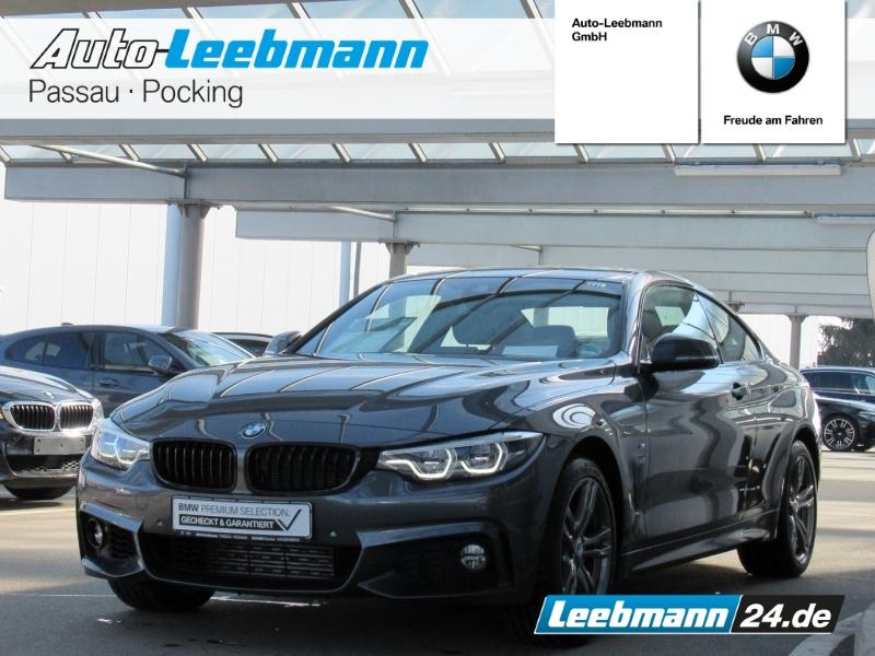 BMW 435d xDrive Coupé S-Aut. M-Sport UPE: 75.650,-, Jahr 2019, Diesel
