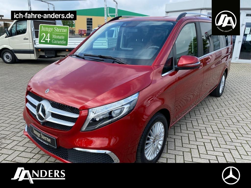 Mercedes-Benz V 300 Edit. Avant/ E Distro*Burme*LED*Comand*360, Jahr 2020, Diesel