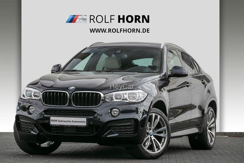 BMW X6 xDrive30d M Sportpaket Standhzg LED EURO 6, Jahr 2017, Diesel