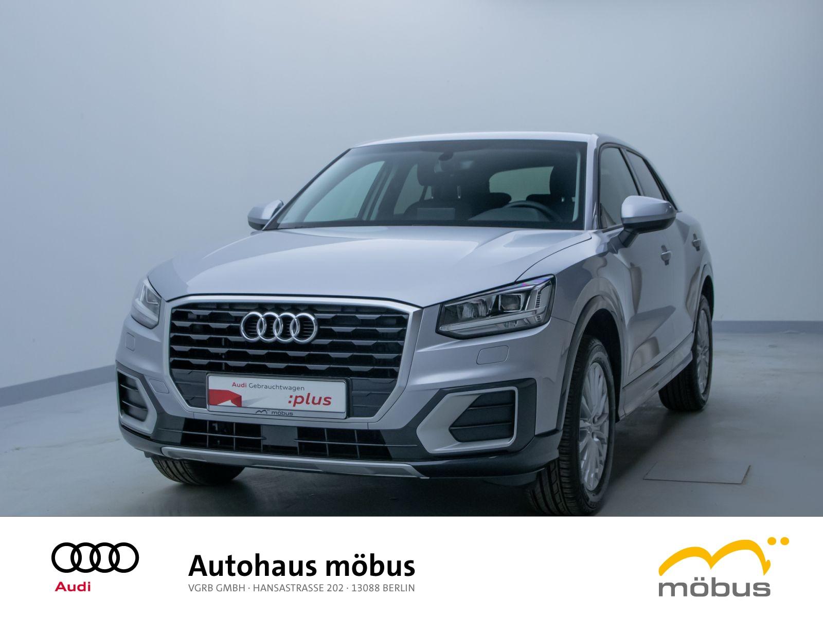 Audi Q2 design 35 TFSI S-TRO*LED*NAVI*DAB*GRA*PDC*SHZ, Jahr 2020, Benzin