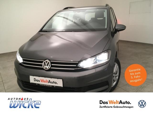 Volkswagen Touran 1.5 TSI DSG Comfortline 7.Sitzer Klima Navi, Jahr 2020, Benzin