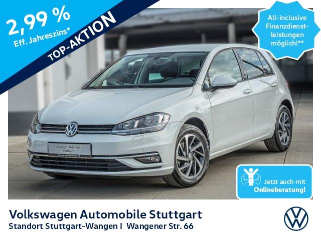 Volkswagen Golf Sound 1.0 TSI Bluetooth ACC PDC SHZ, Jahr 2017, Benzin