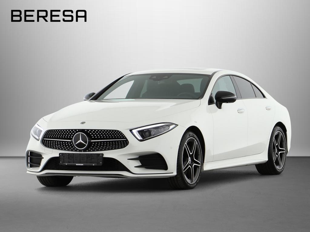 Mercedes-Benz CLS 450 4M AMG Night Widescreen Distronic 360°, Jahr 2018, Benzin