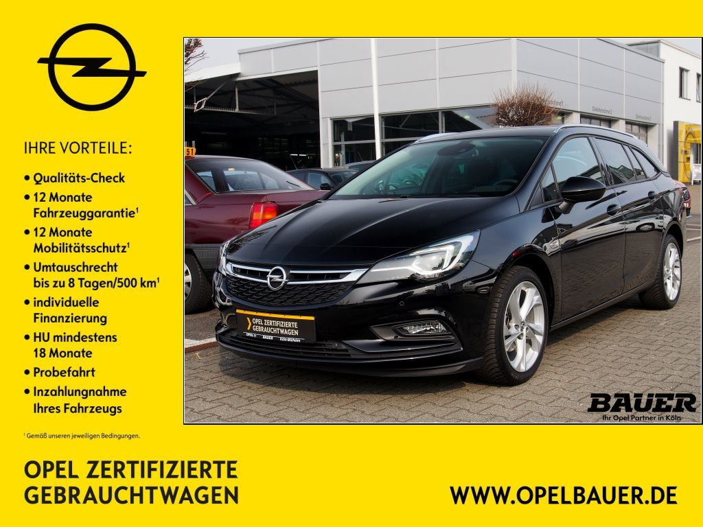 Opel Astra 1.0 Sports Tourer ON, Jahr 2017, Benzin