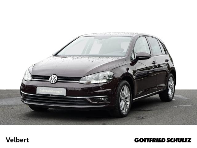 Volkswagen Golf 1.0 TSI COMFORTLINE NAVI SHZ PDC APP-CONNECT, Jahr 2017, Benzin