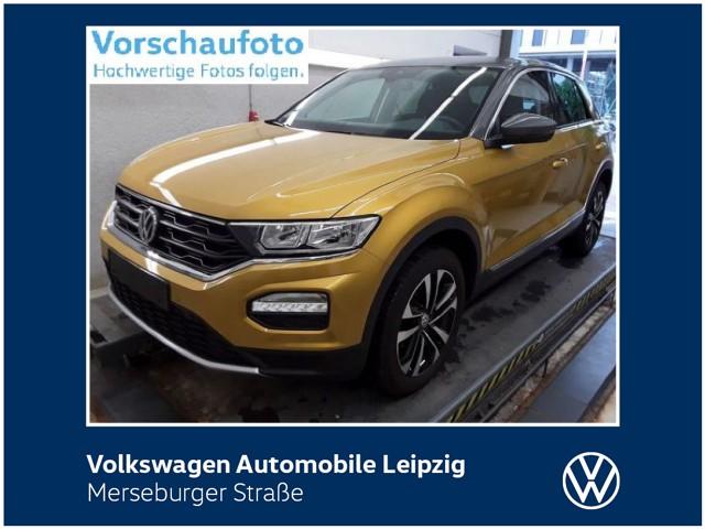 Volkswagen T-Roc 1.5 TSI United *AHK*Navi*Standheizung*, Jahr 2020, Benzin