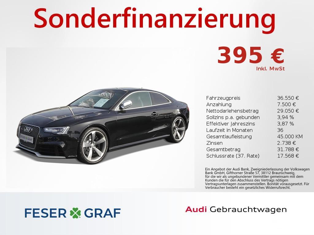 Audi RS5 Coupé 4.2 FSI qu. S tr. - NAV,XEN,LEDER,PANO, Jahr 2014, Benzin